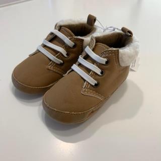 Old Navy - ベビー ファーストシューズ 防寒ブーツ 11cm