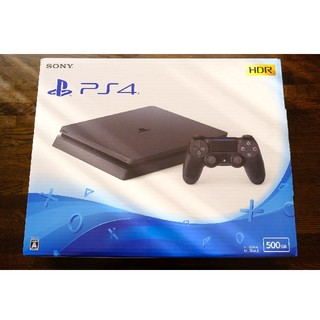 PlayStation4 - SONY PlayStation4 本体 CUH-2200AB01 新品 黒