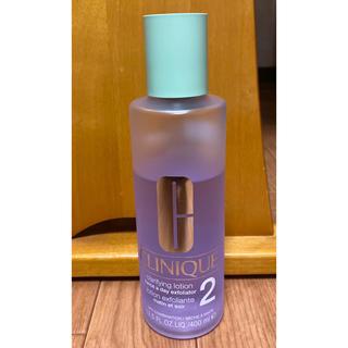 CLINIQUE - CLINIQUE 拭き取り化粧水