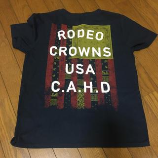 RODEO CROWNS WIDE BOWL - ロデオクラウンズ RCWB Tシャツ