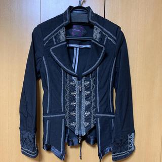オッズオン(OZZON)の美品です(^ ^)Ozz On♡アンジェロ♡素敵なデザインジャケット(その他)
