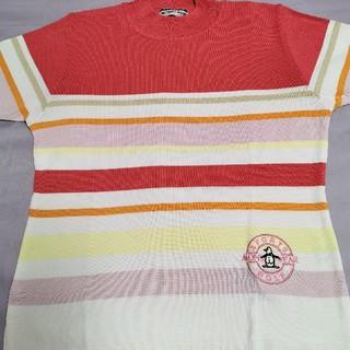マンシングウェア(Munsingwear)のマンシングゴルフ♡サマーニット(ニット/セーター)