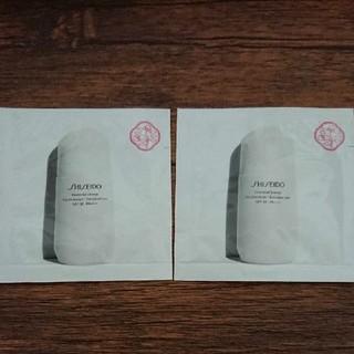 シセイドウ(SHISEIDO (資生堂))の資生堂 サンプル 日中 乳液(サンプル/トライアルキット)