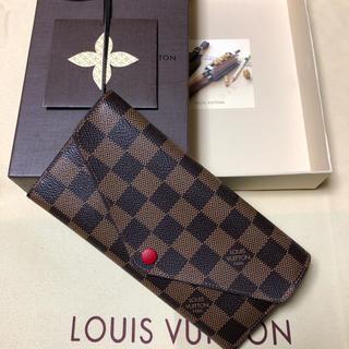 LOUIS VUITTON - 【新品未使用】 LOUIS VUITTON ダミエ 長財布