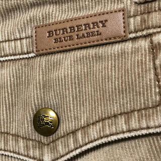 BURBERRY - 新品バーバリーブルーレーベル ショートパンツ