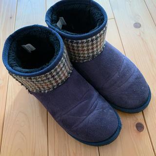 ハリスツイード(Harris Tweed)のブーツ(ブーツ)