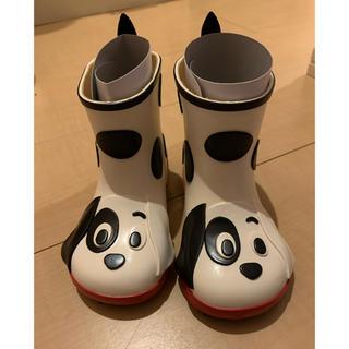 ダイアナ(DIANA)のDIANA「101匹わんちゃん」キッズレインブーツ(長靴/レインシューズ)