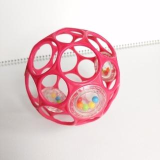 トイザラス(トイザらス)のOball ラトルボール&People&爪切り(がらがら/ラトル)