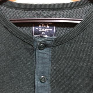 Abercrombie&Fitch - アバクロシャツ『福岡天神直営店購入品.最終価格』