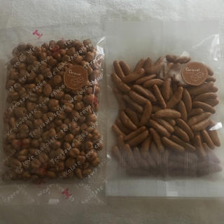 麦チョコキャラメル🍬&柿の種チョコキャラメル🍬セット(菓子/デザート)