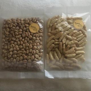 麦チョコチ-ズ🧀柿の種チョコクリ-ムチ-ズ🧀セット(菓子/デザート)