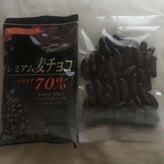 麦チョコプレミアム&柿の種チョコビッグセット(菓子/デザート)