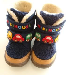 mikihouse - mikihouse☆ブーツ 14.0㎝