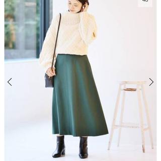IENA - 【Oggi×IENAコラボ】フレアスカート