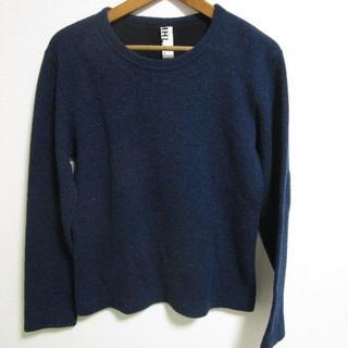 マーガレットハウエル(MARGARET HOWELL)のマーガレットハウエル デザインニット セーター 日本製(ニット/セーター)