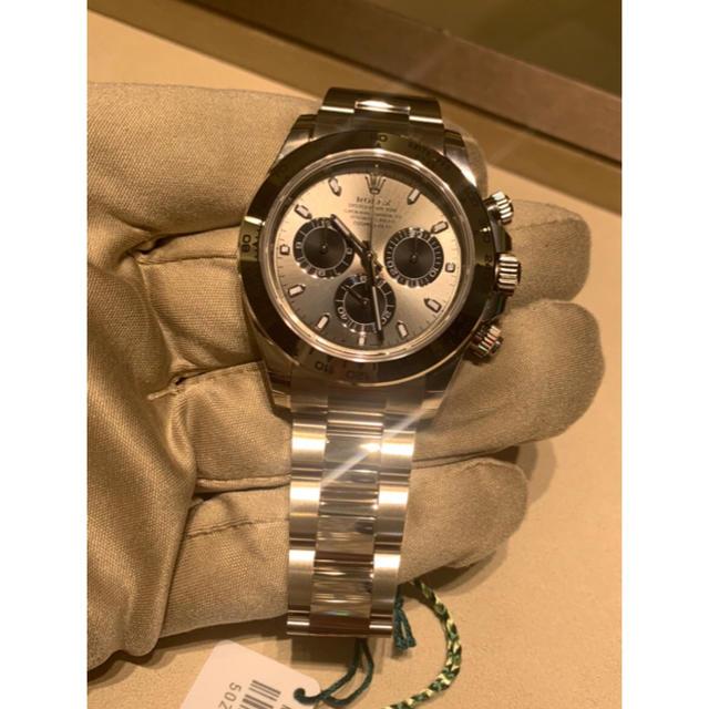 リシャール ミル レプリカ 、 ROLEX - ロレックス 値下可デイトナ 116509 スチール/ブラック2019年12月購入の通販 by kulwatt's shop