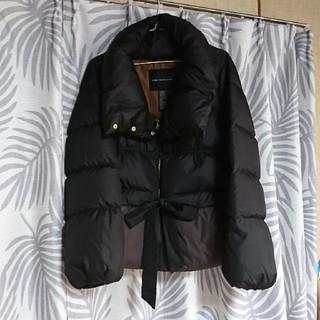 ダブルスタンダードクロージング(DOUBLE STANDARD CLOTHING)のツートンダウンジャケット(ダウンジャケット)