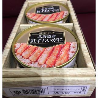 蟹缶(缶詰/瓶詰)