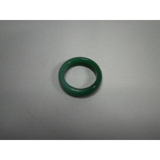 L2-20●パワーストーン●天然石メノウ指輪●瑪瑙 めのう●14号リング●(リング(指輪))