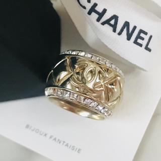 CHANEL - 正規店購入 シャネル 2019冬 リング サイズ11