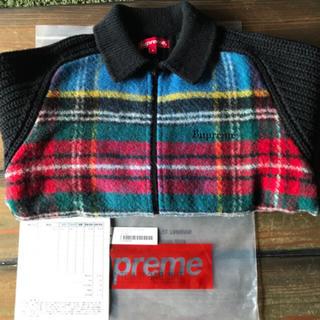Supreme - S size シュプリーム Zip Sweater supreme ブラック