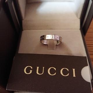 グッチ(Gucci)のGUCCIアイコンリング(リング(指輪))