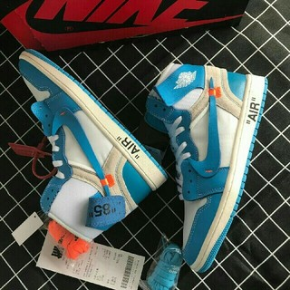 NIKE - AIR  JORDAN 1×OFF-WHITE