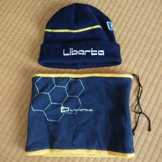 LIBERTA - Liberta リベルタ 帽子&ネックウォーマー