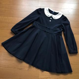 kumikyoku(組曲) - 組曲 フォーマル 上品なワンピース 110 115 120 濃紺