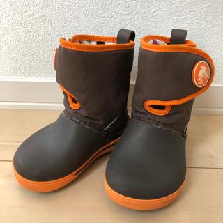 crocs - クロックス ブーツ C7 15cm