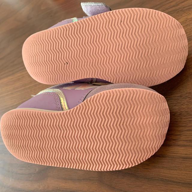 New Balance(ニューバランス)のニューバランス 14.5 キッズ/ベビー/マタニティのベビー靴/シューズ(~14cm)(スニーカー)の商品写真