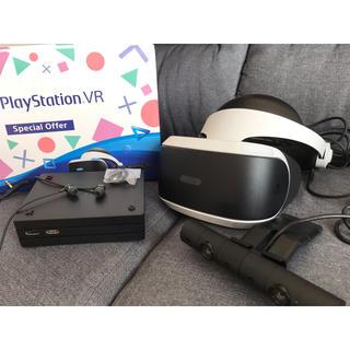 プレイステーションヴィーアール(PlayStation VR)のSONY CUHJ-16007 プレステVR(家庭用ゲーム機本体)