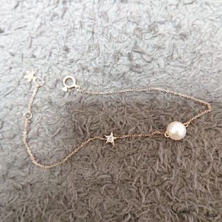 STAR JEWELRY - starjewelryスタージュエリーk10ブレスレット