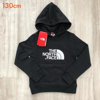 THE NORTH FACE - 【海外限定】TNF ザ ノースフェイス キッズ パーカー ブラック 130cm