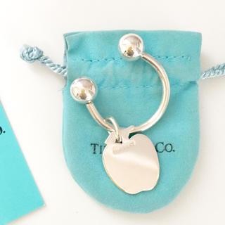 Tiffany & Co. -  Tiffany & Co. キーリング(アップル)