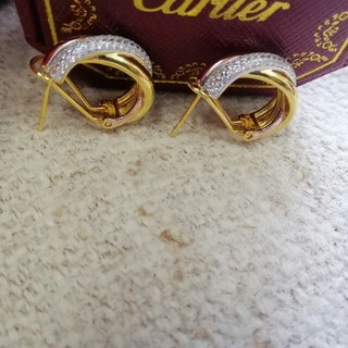 Cartier - お勧め!Cartier カルティエ ピアス レディース