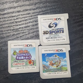 ニンテンドー3DS - 3DS ソフト まとめ売り 値下げバラ売り不可