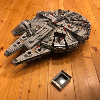 Lego - レゴ スターウォーズ 75105 ミレニアム ファルコン 開封済み