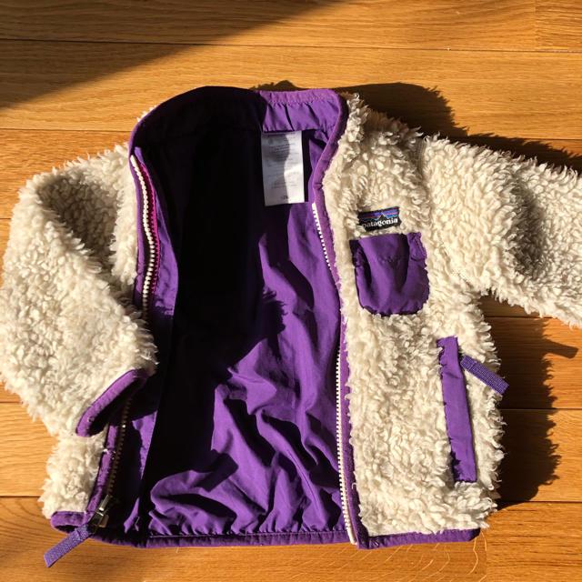 patagonia(パタゴニア)のパタゴニア レトロX 12M キッズ/ベビー/マタニティのベビー服(~85cm)(ジャケット/コート)の商品写真