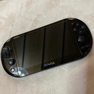 PlayStation Vita - psvita 本体のみ 比較的美品