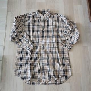 BURBERRY - バーバリーシャツ サイズM