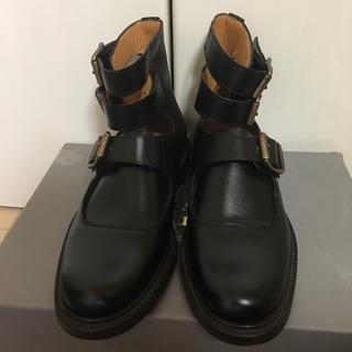 ヴィヴィアンウエストウッド(Vivienne Westwood)のvivienne westwood×cheaney 3ストラップシューズ UK6(ローファー/革靴)