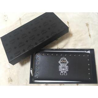 エムシーエム(MCM)のMCM Robot bifold wallet  長財布(財布)