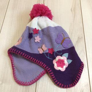 エイチアンドエム(H&M)のH&M 幼児用 ニット帽 50cm タグ無し未使用品(帽子)