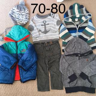 babyGAP - 男の子 70 80 まとめ売り