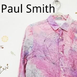 Paul Smith - ポールスミス Paul Smith 総柄シャツ