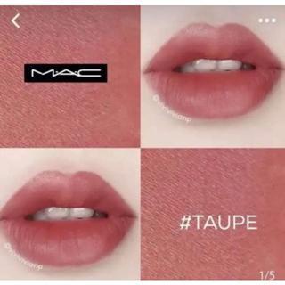 MAC - MAC リップスティック TAUPE トープ