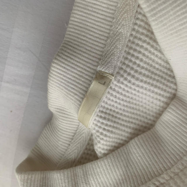 GU(ジーユー)のワッフルニット🌿 レディースのトップス(ニット/セーター)の商品写真