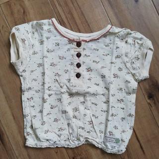 ビケット(Biquette)のキムラタン Biquette Tシャツ 女の子 80センチ(Tシャツ)