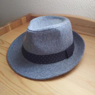 ユナイテッドアローズ(UNITED ARROWS)のユナイテッドアローズ  帽子 キッズ ハット 秋冬 かっこいい おしゃれ(帽子)